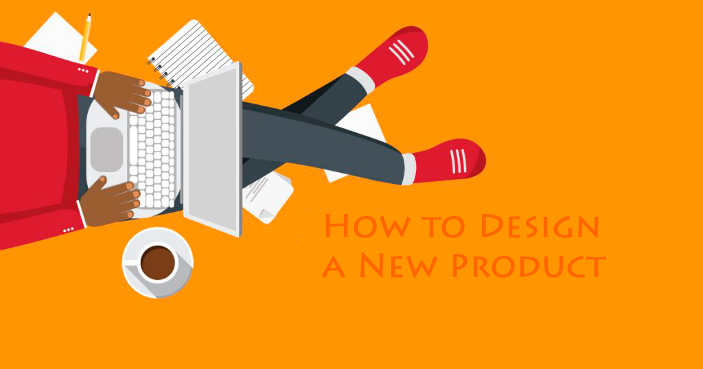 how to design new product